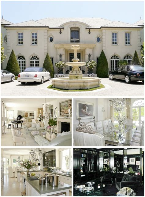 Lisa Vanderpump Home Lisa Vanderpump Pinterest