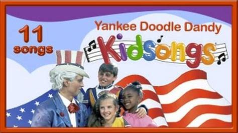 yankee doodle dandy sign language yankee doodle dandy by kidsongs top children s