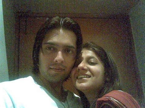 Fahad Mustafa and His Wife   SheClick.com
