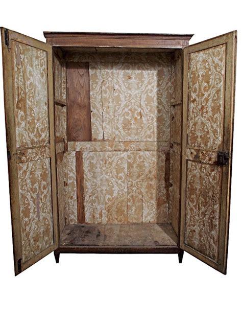 armoire new orleans arv6343 18 century italian louis xiv faux bois armoire