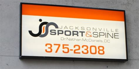 Sign Cabinets by Wall Signs Orange Park Florida Bnsigns Combnsigns