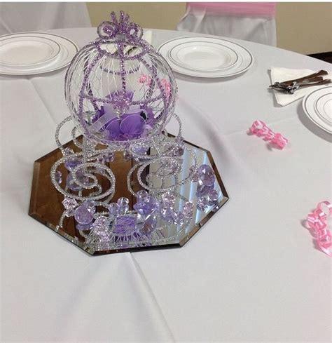 cinderella carriage centerpiece ideas cinderella carriage candle holder table centerpiece