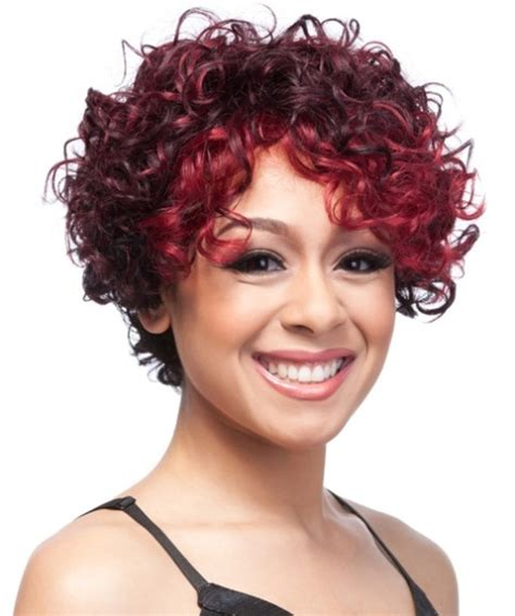 Bob Haircut Curly Hair Round Face | curly hair bob hairstyles for round faces