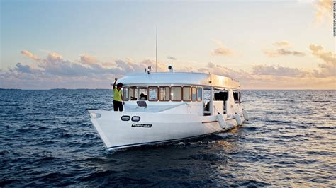 the world s most luxurious liveaboard dive boats cnn