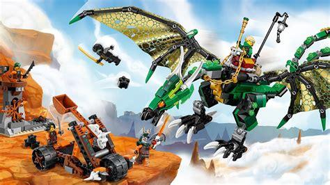 Lego Ninjago The Green Nrg 70593 lego ninjago 70593 the green nrg lekia se