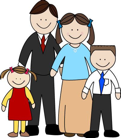 clipart famiglia lds clipart family cliparts co