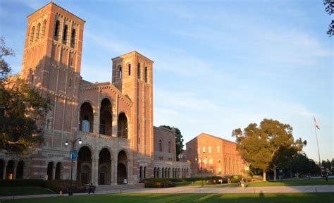 Ucla Admissions Office Address by Ucla Sees Increase In Admissions Rate To 18 Percent For