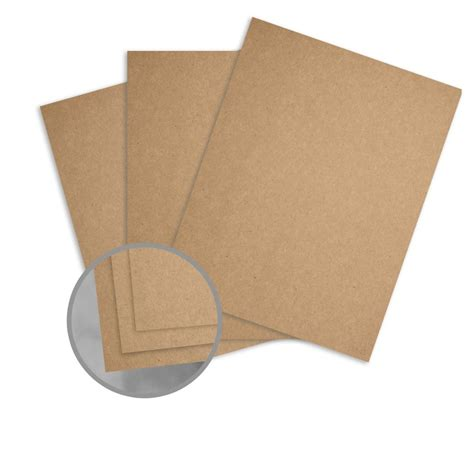 Paper Card - brown brown card stock 8 1 2 x 11 in 12 pt cover fiber