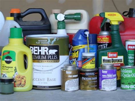 hazardous household products purdy transfer station to accept household hazardous waste