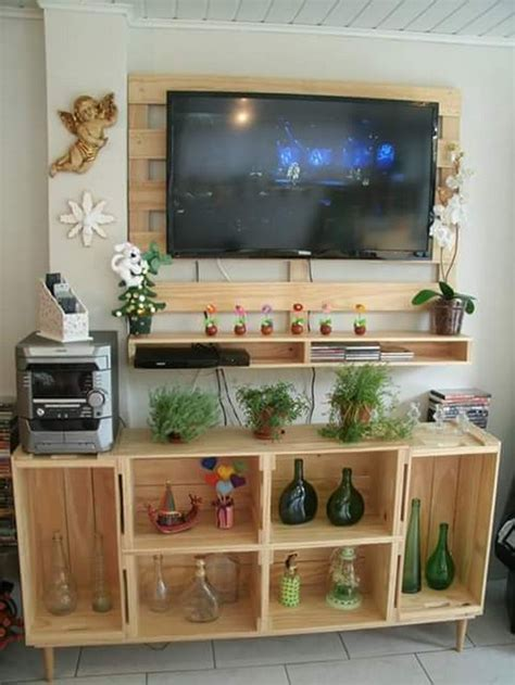 Pallet Wooden Made Furniture   Upcycle Art