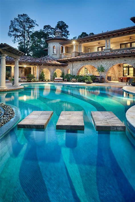 custom dream homes with luxury pool and garden amazing jauregui architects interiors construction portfolio