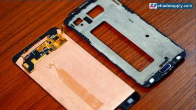 galaxy note 7 teardown for screen battery charging port
