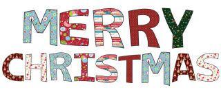 modern christmas letters