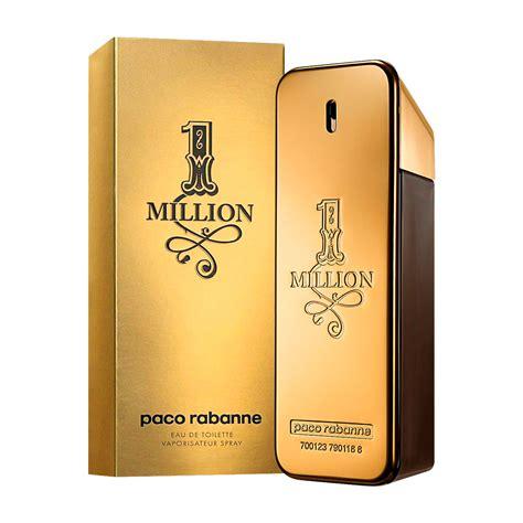 Parfum Eau De Toilette 1 1 million eau de toilette sm perfumes
