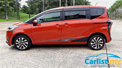 Sienta Orange Review 2016 Toyota Sienta 1 5v Let There Be Excitement