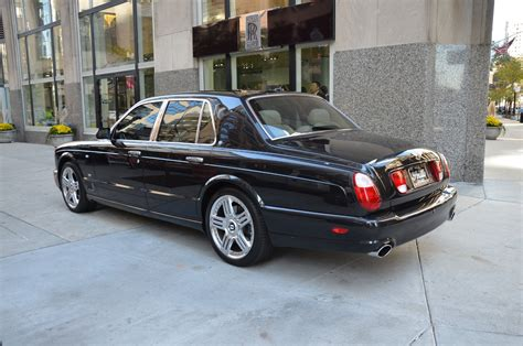 2009 bentley arnage 2009 bentley arnage t stock 14301 rol for sale near