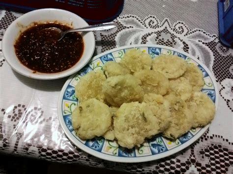 gorengan asli indonesia  lezatnya gak  berubah