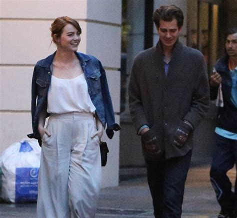 emma stone and andrew garfield back together emma stone and andrew garfield back together