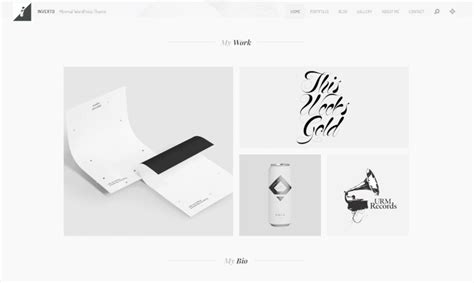 wordpress theme junkie free 41 best minimal wordpress themes 2018 theme junkie