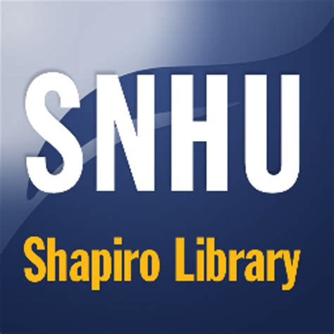 Social Media Mba Snhu Classes by Snhu Shapiro Library Snhulibrary
