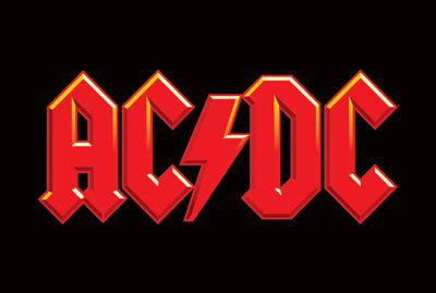 AC/DC - Logopedia, the logo and branding site Ac Dc Logo Images
