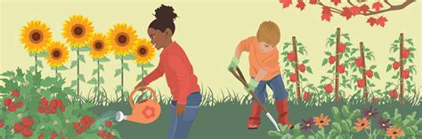 gardening ideas for children growing ideas kids gardening cultivating food