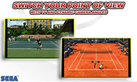 tennis apk virtua tennis challenge apk sd data free