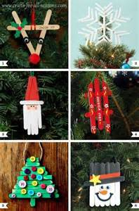 popsicle stick craft ideas christmas ideas pinterest