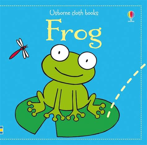 Frog Cloth Book At Usborne Books At Home