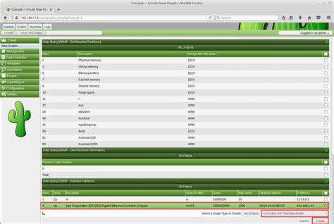 How To Monitor Remote Linux Servers With Cacti Itzgeek Cacti Linux Template