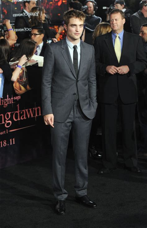 Gucci Saga Black robert pattinson in gucci the best worst dressed at