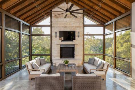snug transitional porch designs   upcoming summer