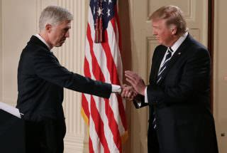 neil gorsuch high school years what scotus nominee neil gorsuch s past rulings on