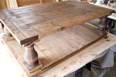 20 inspirations of diy restoration hardware coffee table diy restoration hardware inspired coffee table hardware