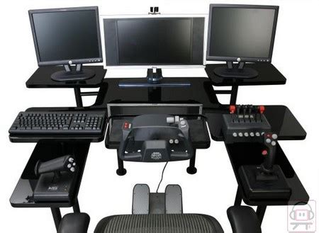 bureau gamer le bureau du gamer