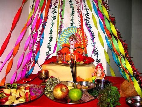decoration ideas for ganesh chaturthi ganesh decoration ganesha chaturthi 2011 decoration ideas photos
