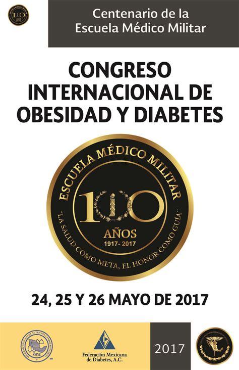 convocatoria escuela medico militar 2017 congreso internacional de obesidad y diabetes