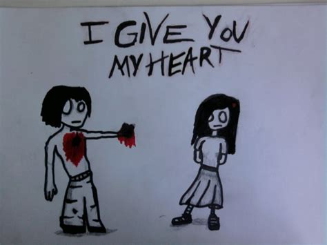 i give you my i give you my by mic909 on deviantart