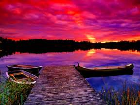 Image result for summer purple sunset