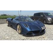 Pagani Huayra Roadster Spied Running About Near The Factory