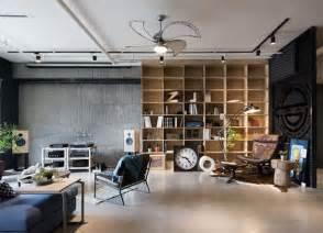 Lyon Home Design Studio Taiwan Loft By Hao Design Studio