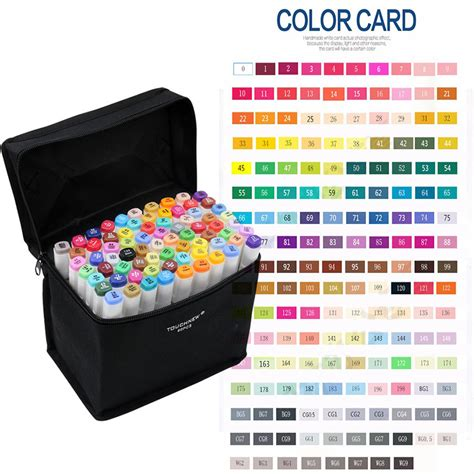 Bargain Home Decor Touchnew Professional Copic Marker Set Double Headed