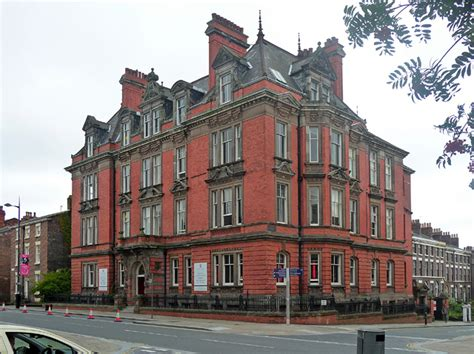 Queen Anne Style Liverpool Homeopathic Hospital Wikipedia