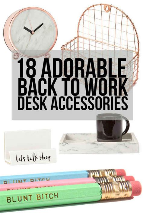 best desk accessories 25 best ideas about desk accessories on