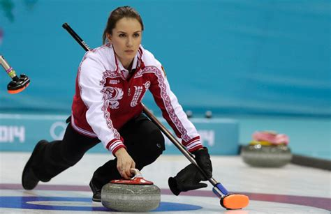 bondy russian beauty brings competition  curling ny daily news