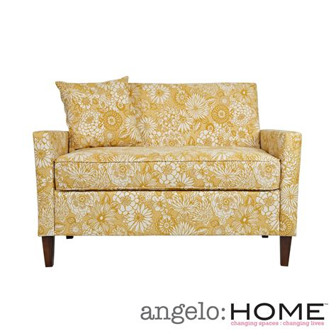 yellow patterned settee yellow flowered sofas best sofa decoration