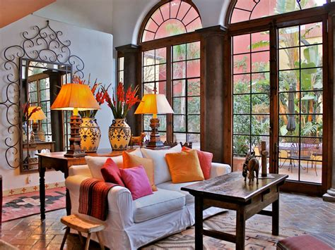 home color decoration 10 spanish inspired rooms room interior design room
