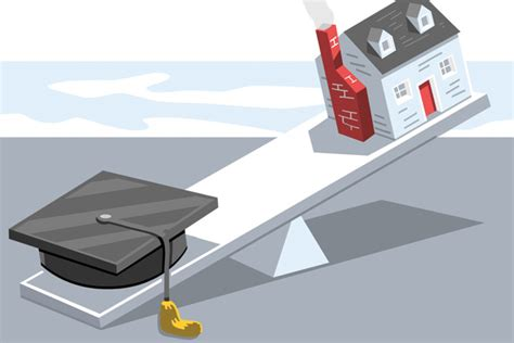 storychick buying a home with large student loan debt