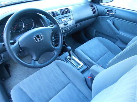 2004 Honda Civic Lx Interior by 2004 Honda Civic Pictures Cargurus