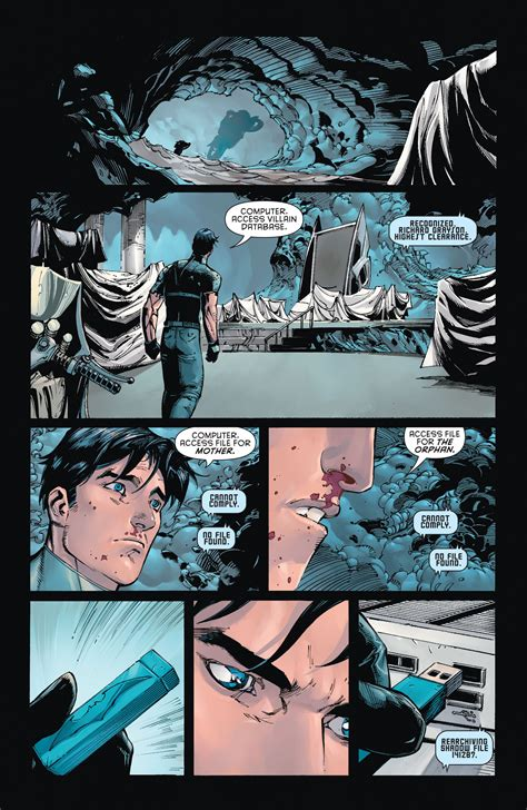 batman and robin eternal batman robin eternal 1 spoilers review this changes everything from dc comics bat family
